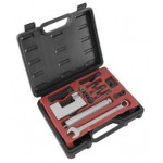Heavy-Duty Chain Breaker & Rivet Tool