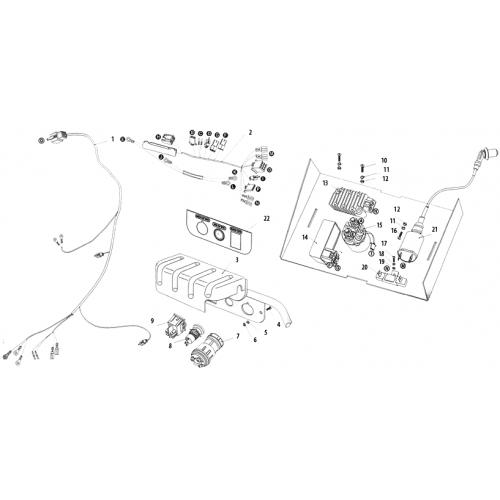 Wire Harness/Electrical (Kasea LM150IIR 2000) on kawasaki wiring diagram, husaberg wiring diagram, yamaha wiring diagram, norton wiring diagram, garelli wiring diagram, kymco wiring diagram, vespa wiring diagram, dinli wiring diagram, kazuma wiring diagram, phantom wiring diagram, tomos wiring diagram, royal ryder wiring diagram, motor trike wiring diagram, smc wiring diagram, motofino wiring diagram, lifan wiring diagram, alpha sports wiring diagram, ural wiring diagram, suzuki wiring diagram, ossa wiring diagram,