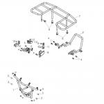 Rear Carrier | Front Rack