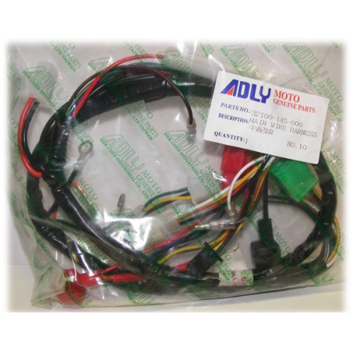 Superb Atv Main Wire Harness 38 20 Wiring 101 Vieworaxxcnl