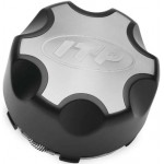 Center Cap SD 4/110/115 Black/Aluminum