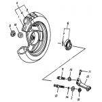 Rear Wheel (10