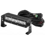 "QuadBoss Single Row LED 6.5"" Light Bars"