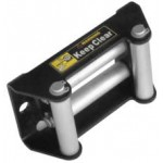 WINCH ROLLER FAIRLEAD 4 IN QuadBoss