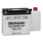 12N5.5-3B BikeMaster Battery