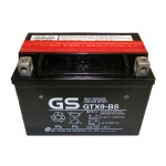 8 Ah Battery for 4-stroke 250cc ATVs