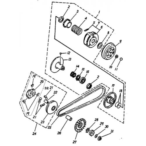 Yamoto Atv Wiring Diagram Honda