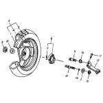 """Rear Wheel (10"""")"""
