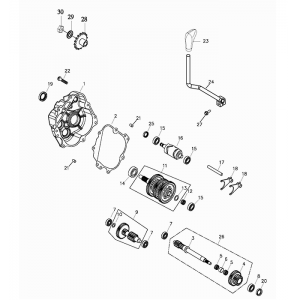 Warrior 350 Cdi Wiring Diagram together with 150cc Chinese Scooter Parts besides Kawasaki Kx80 Wiring Diagram together with 50cc 2 Stroke Engine Parts furthermore Mini Quad Motors. on adly atv wiring diagram