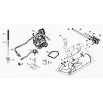 Exhaust Muffler   Carburetor