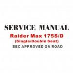 175cc Service Manual
