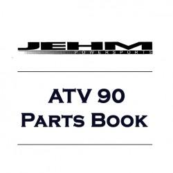 Parts Book For Jehm Atv 90 Jehmatv90 Pb