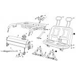 Rear Cargo Rack | Seat | Belt
