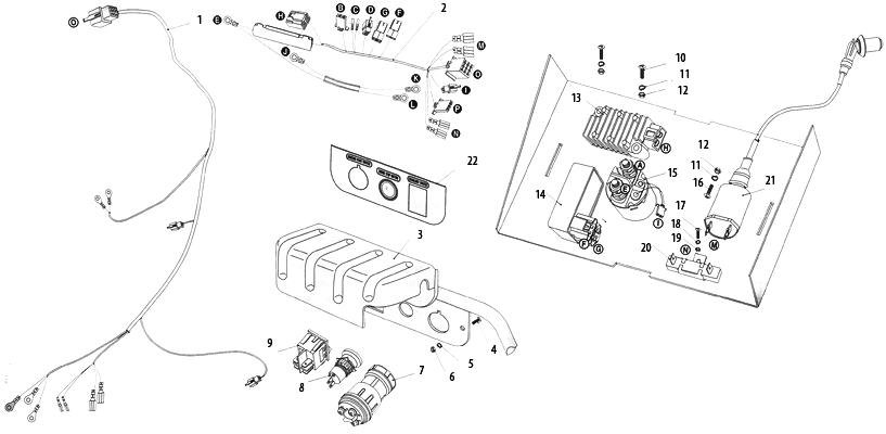 kasea lm150iir wiring diagram