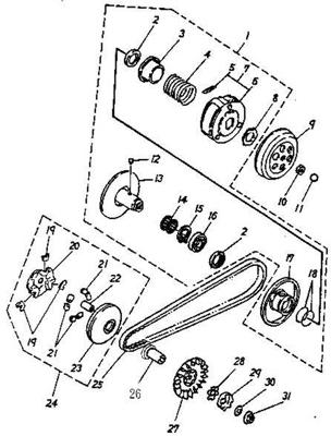 1964 Honda 50 Scooter Wiring Diagrams ImageResizerTool Com