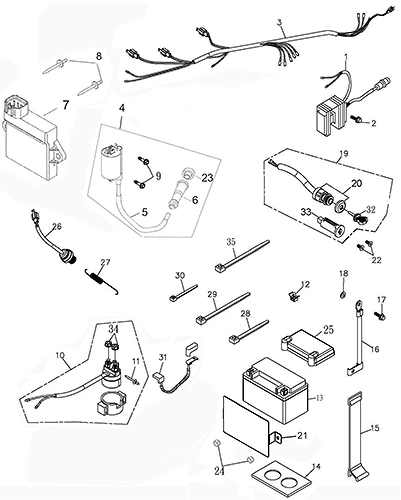 Mercury Stator Wiring Diagram likewise Honda Rancher 350 Wiring Diagram together with Neutral Diagram 125 Lifan Engines additionally Yamaha Xt 200 Wiring Diagram moreover Honda 200cc Engine. on zongshen 200 wiring diagram