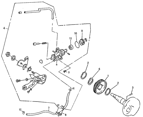 Wiring Diagram Mobility Scooter