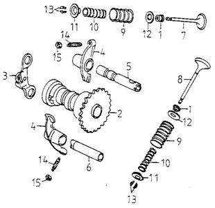 Honda Crf 50 Engine Diagram besides Wiring Diagram For Honda Cl70 also Trx 70 Wiring Diagram likewise Lifan Wiring Diagram likewise Klx 110 Wiring Diagram. on honda crf50 wiring diagram